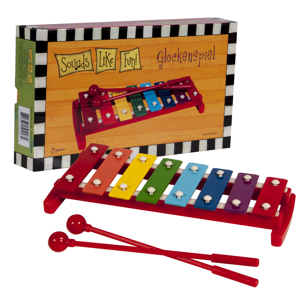 Sounds Like Fun Glockenspiel