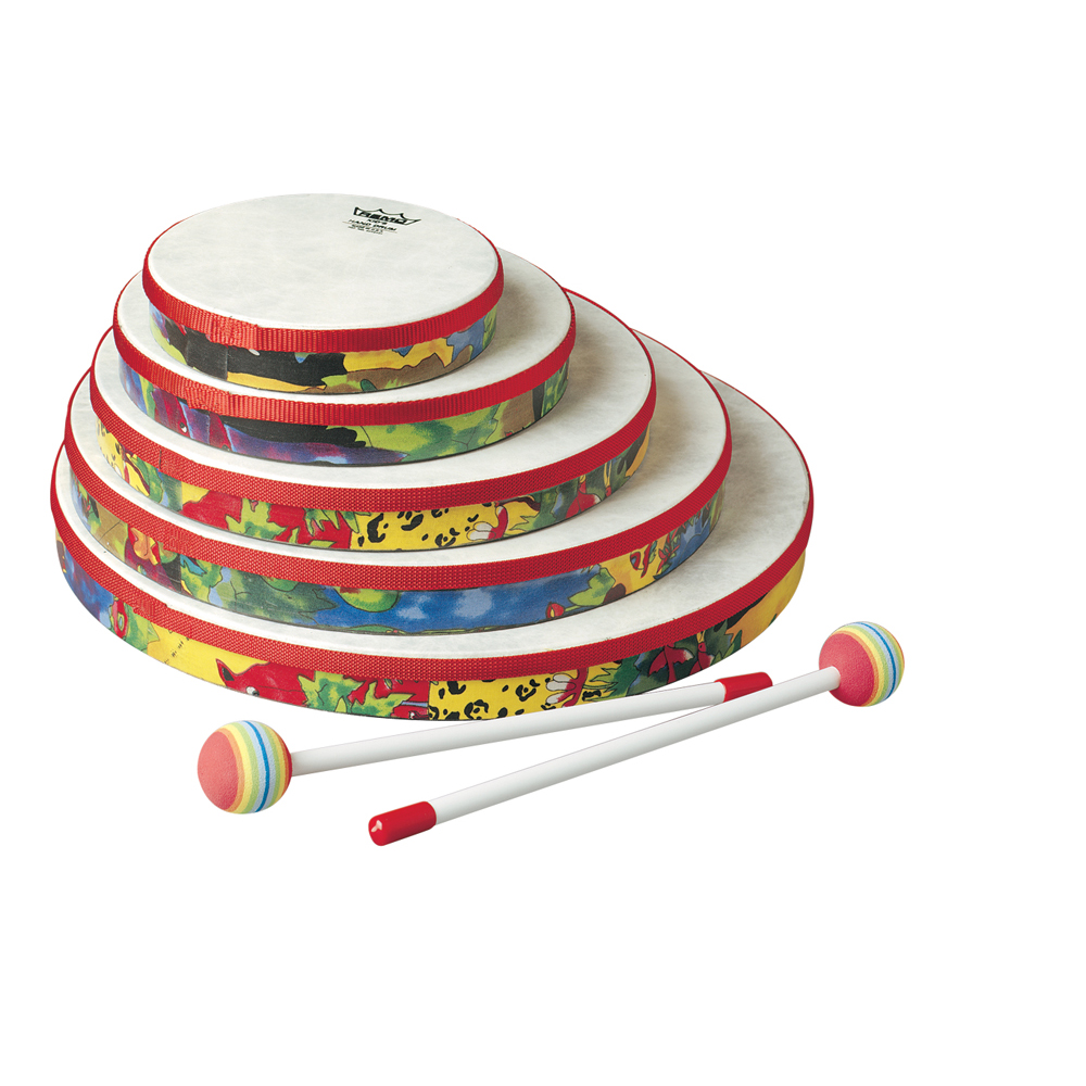 Remo Kids Percussion Hand Drum Set