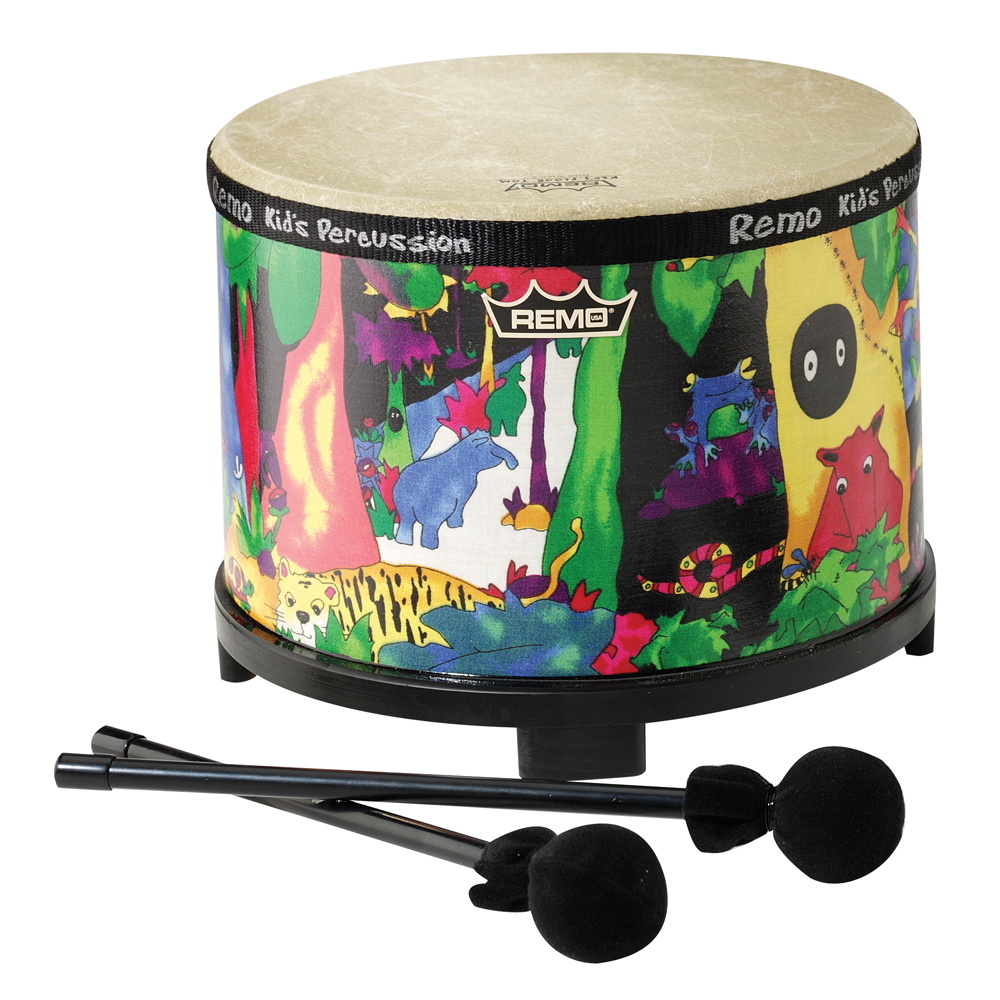 Remo Kids Percussion Floor Tom