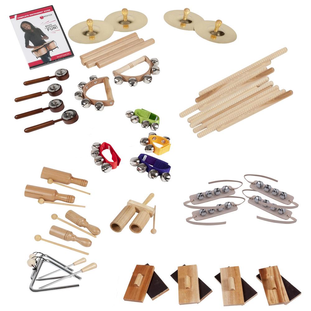 Rhythm Kit, 35 Player