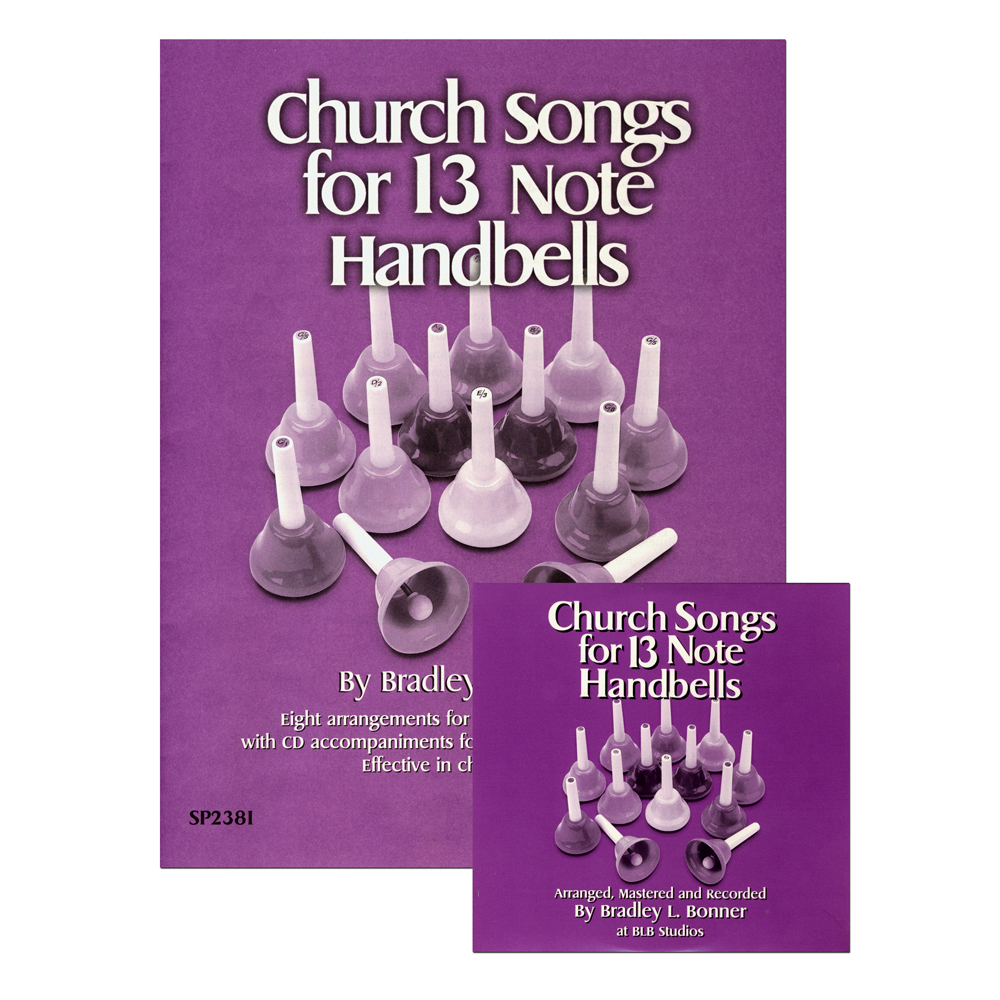 Church Songs for 13 Note Handbells
