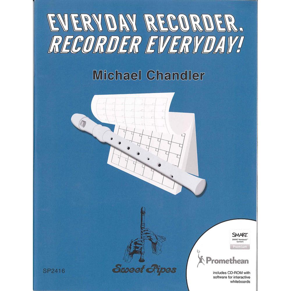 Everyday Recorder, Recorder Everyday!