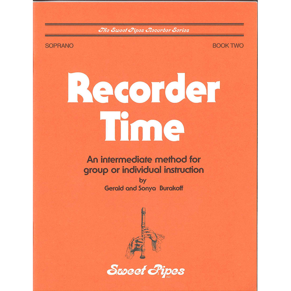 Recorder Time Book 2