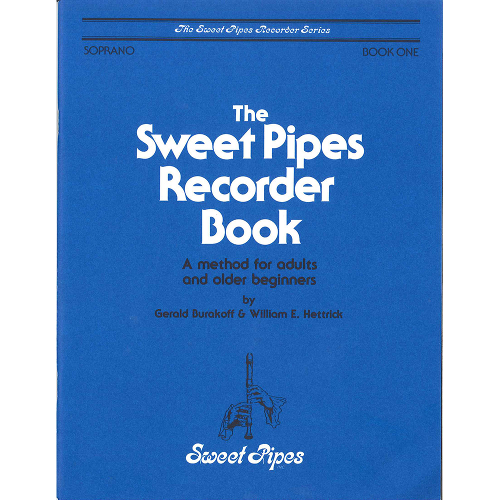 Sweet Pipes Recorder Book 1