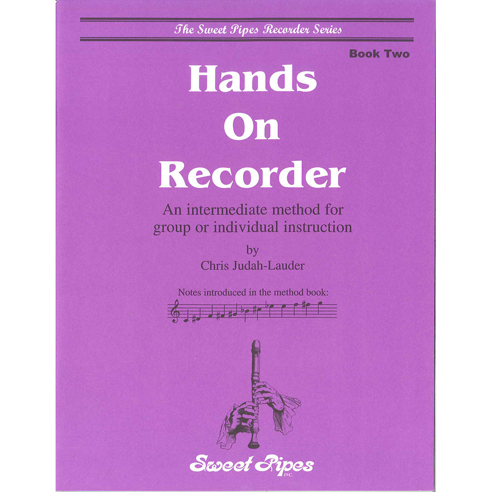 Hands On Recorder Book 2